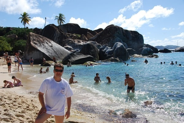 20_Reiseblogger-Daniel-Dorfer-am-Traumstrand-The-Baths-Virgin-Gorda-British-Virgin-Islands