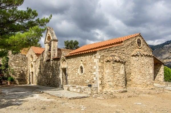 kreta-sueden-kloster-griechenland-crete-greece