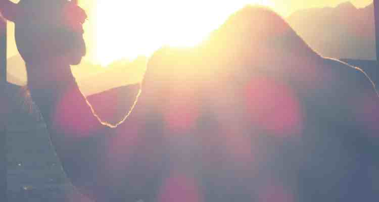 00 Dromedar Sonnenuntergang Kamel Aegypten Hurghada
