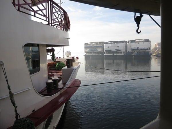 10_Nilkreuzfahrt-Morgens-Aegypten-Nilkreuzfahrtschiffe