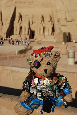 Jack Bearow Abu Simbel Großer Tempel Ägypten Urlaub Nilkreuzfahrt
