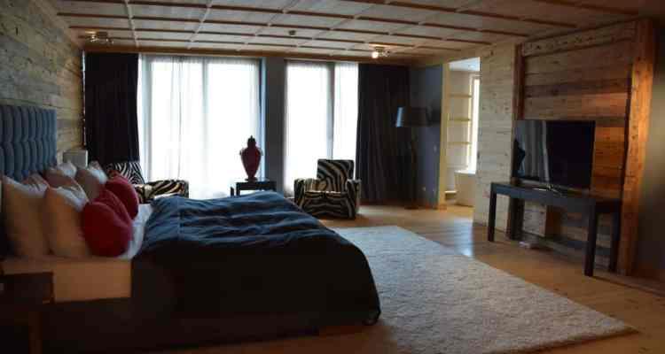 Luxus Master Suite Penthouse Kempinski Hotel Das Tirol Kitzbuehel