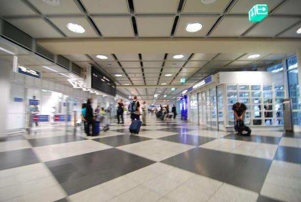 Airport Munich Flughafen Muenchen 1