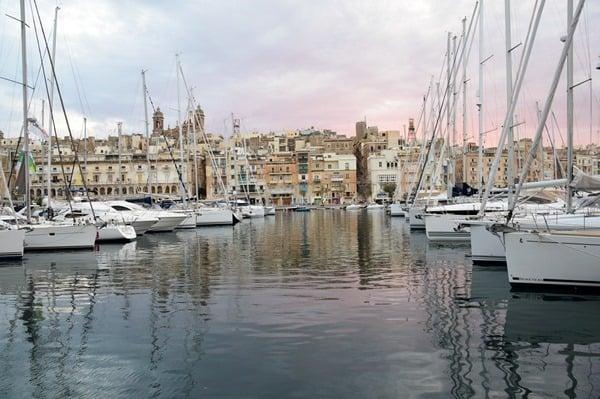 Malta Valletta Urlaub Sehenswürdigkeiten Tipps Yachthafen