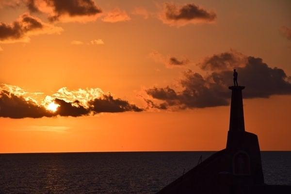 Malta Urlaub Sehenswürdigkeiten Tipps Hafen Cirkewwa Sonnenuntergang