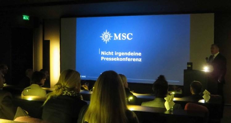 00 MSC Nicht irgendeine Pressekonferenz