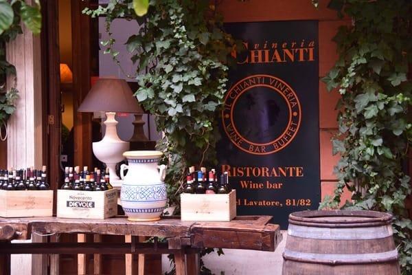 02_Il-Chianti-Vineria-Rom-Italien