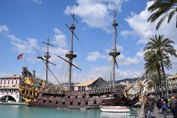 24_Piratenschiff-Il-Galeone-Neptune-Genua-Ligurien-Italien
