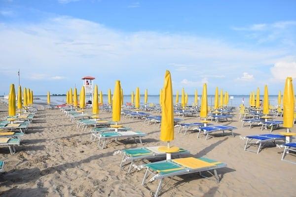 01_Lignano-Sabbiadoro-Strand-Italien-Adria