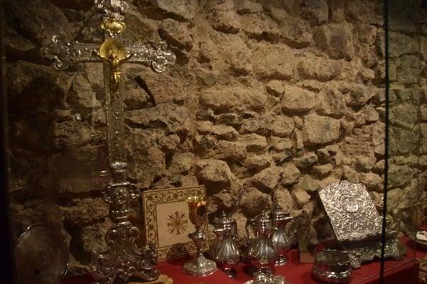 Castelsardo Sardinien Schatz Museum Ampuriense La Cattedrale di Sant'Antonio Abate Italien