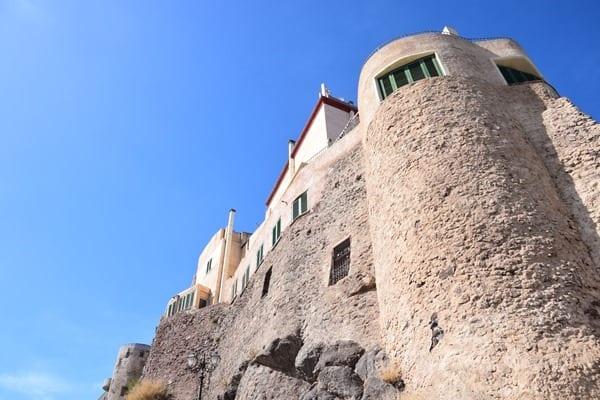 Castelsardo Sardinien Festung Italien