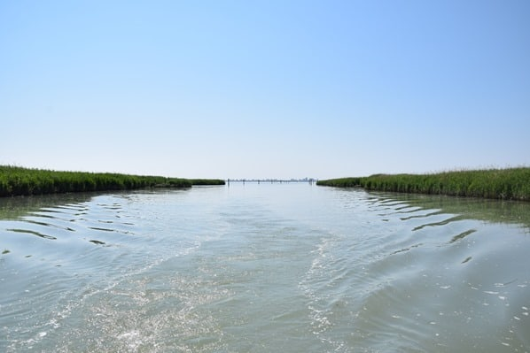 05_Kanal-Lagune-von-Marano-Lignano Sabbiadoro-Fluss-Stella-Italien