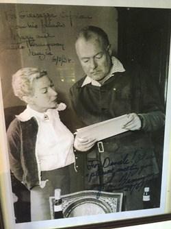 10_Ernest-Hemingway-Autogramm-Bilancia-di-Bepi-Fishing-Experience-Lagune-von-Marano-Lignano Sabbiadoro-Italien
