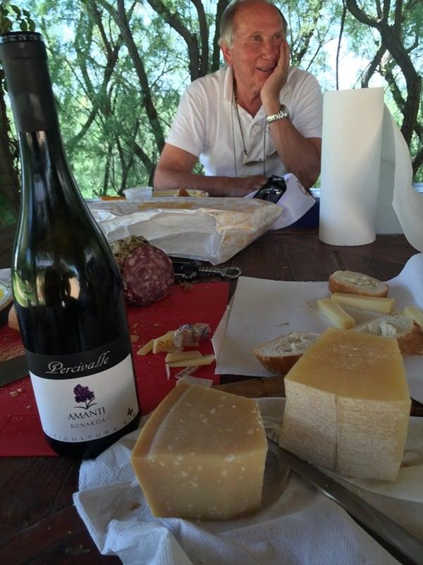 20_Italienische-Gastfreundschaft-Brotzeit-in-der-Lagune-von-Marano-Lignano Sabbiadoro-Fluss-Stella-Italien