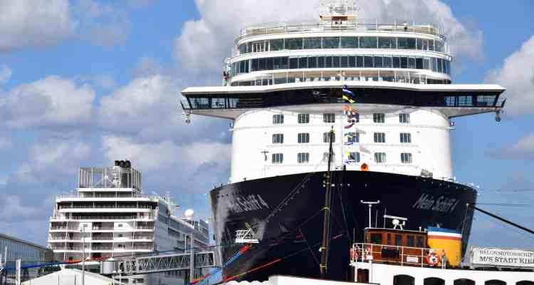 Seetag Wie sieht ein typischer Tag auf Kreuzfahrt aus Kreuzfahrtschiff TUI Mein Schiff 4