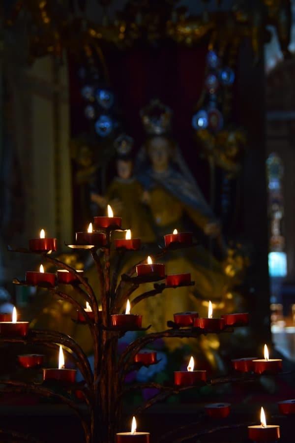 Verona Sehenswürdigkeiten Madonna Kirche Chiesa Santa Anastasia Italien