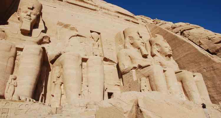 0 Abu Simbel Aegypten Nilkreuzfahrt
