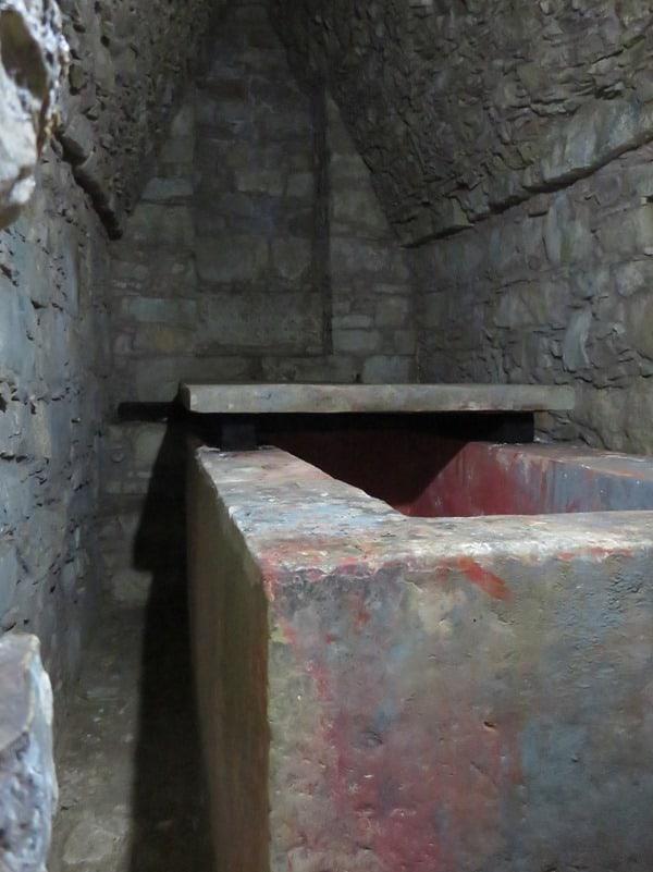 Palenque Mexiko Sehenswürdigkeiten Grab Sarg Sarkophag Maya Stätte Ruine Urwald
