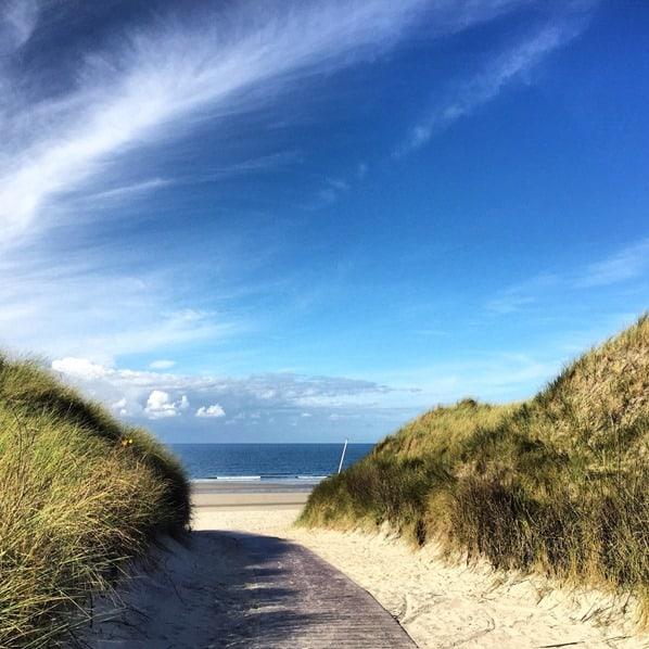 Strand-Norderny-Deutschland