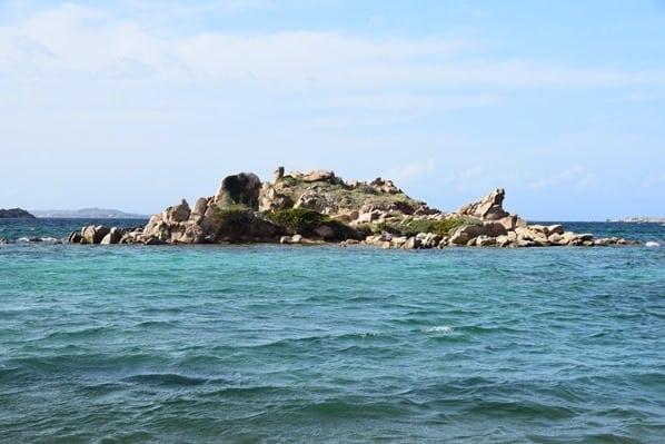La Maddalena Sardinien Strand Meer Insel Italien Mittelmeer