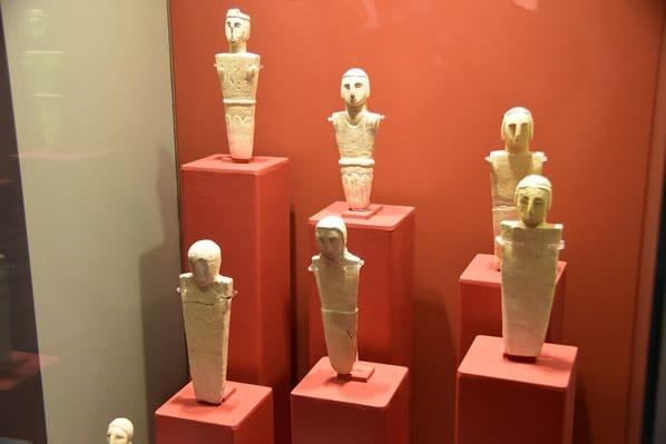 Gozo Malta Wandern Sehenswürdigkeiten Museum Ausgrabungen Ggantija Tempel Xaghra