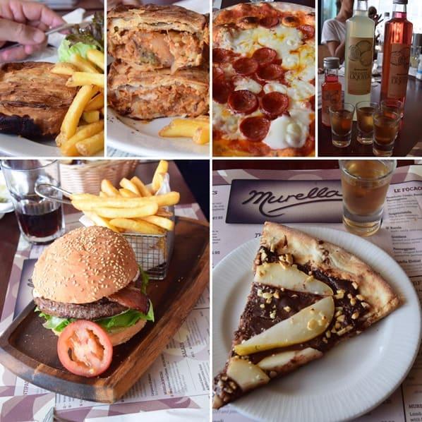 Gozo Malta Wandern Essen Mittagessen Restaurant Murella
