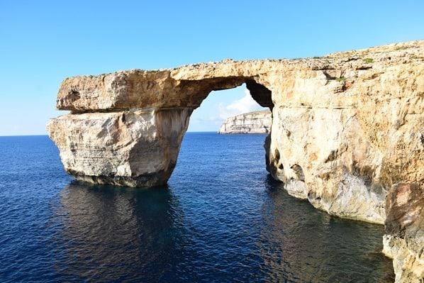 Gozo Malta Wandern Sehenswürdigkeiten Azure Window