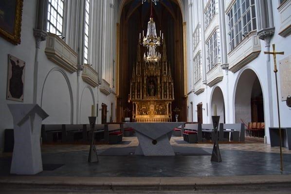 a-rosa flusskreuzfahrt Donau Wien Österreich Augustinerkirche