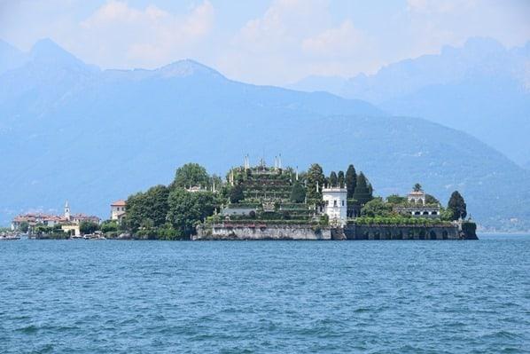 Isola Bella Borromäische Inseln Lago Maggiore Sehenswürdigkeiten Langensee Italien