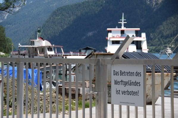 Gaisalm Achensee wandern Pertisau Wanderung Schifffahrt Werft Tirol Österreich