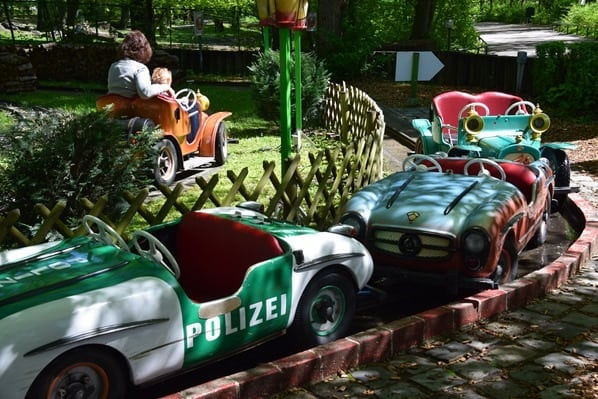 Kinderland Tierpark Hellabrunn Zoo Muenchen