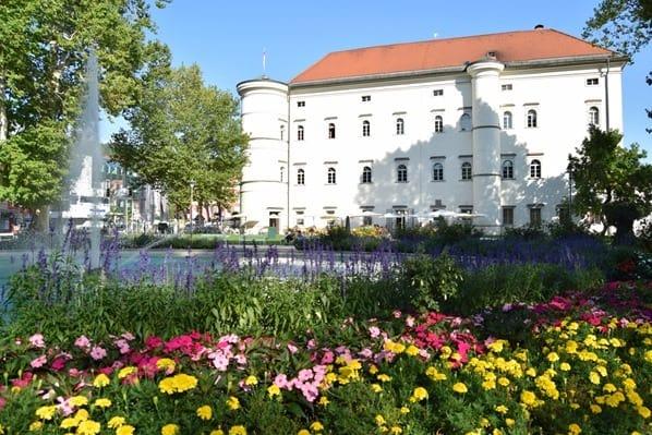 Schloss Porci Spittal an der Drau Kärnten Österreich