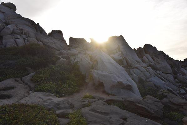08_Felsen-Sonnenuntergang-Capo-Testa-Sardinien-Italien