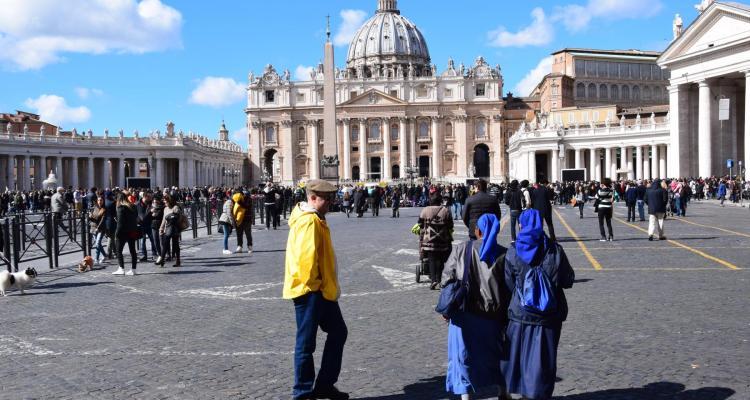 Vatikan Vatikanische Museen Rom Italien