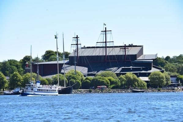 Stockholm Sehenswürdigkeiten Vasa Museum Schweden Ostsee Kreuzfahrt