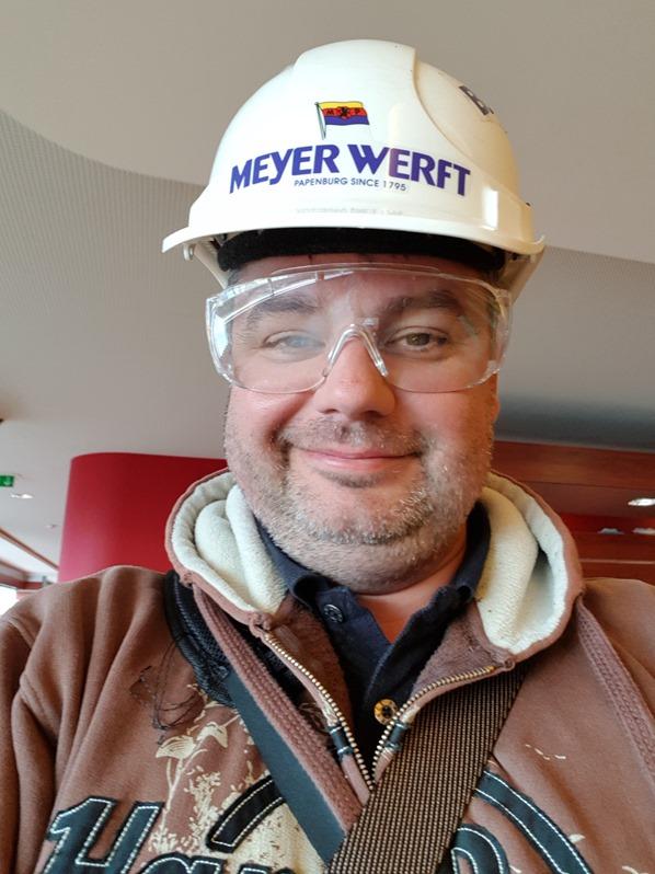02_Kreuzfahrtblogger-Daniel-Dorfer-Meyer-Werft-Papenburg