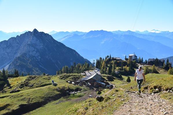 Rofan Achensee wandern Bergwanderung Gschöllkopf Tirol Österreich