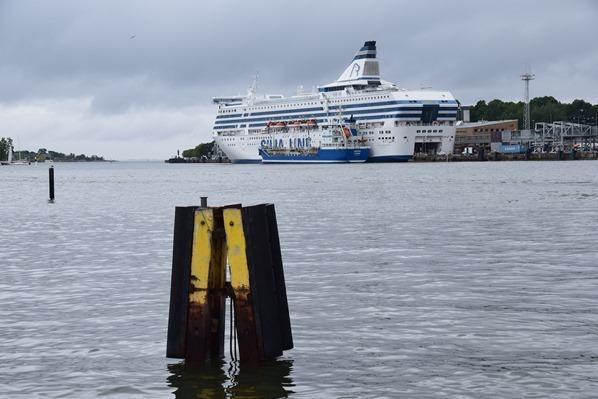 Helsinki Sehenswürdigkeiten Hafen Olympia Terminal Finnland Ostsee Minikreuzfahrt Tallink Silja Luxus-Fähre