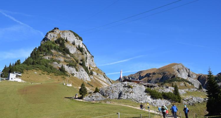 Rofan Achensee wandern Bergwanderung Alpen Tirol Österreich