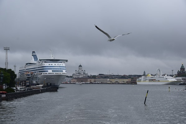 Bootstour Helsinki Sehenswürdigkeiten Finnland Minikreuzfahrt Ostsee Baltikum