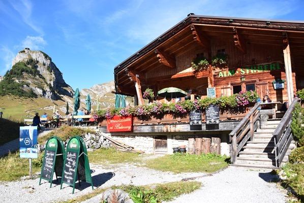 Rofan Achensee wandern Almstüberl Tirol Österreich