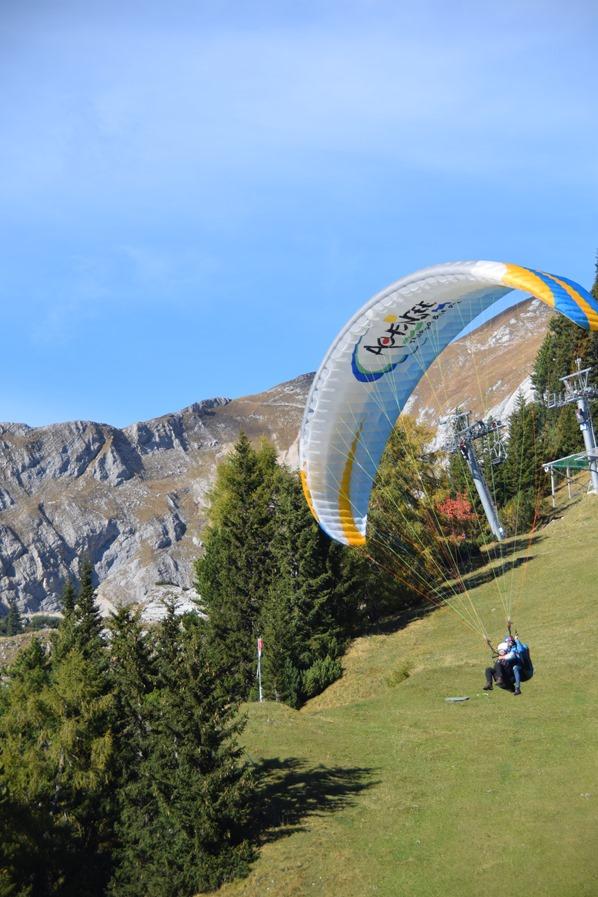 Rofan Achensee wandern Tandemflug Gleitschirm Tirol Österreich