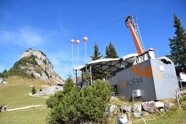 Rofan Achensee wandern Erlebnis AirRofan Karwendel Tirol Österreich