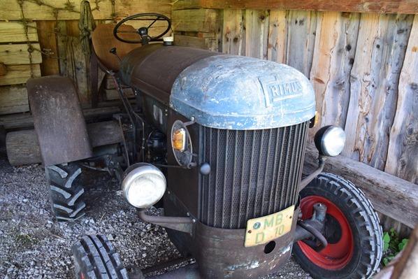 Markus Wasmeier Museum Freilichtmuseum Oldtimer Traktor Schliersee
