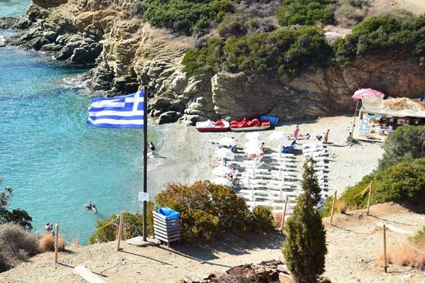 01_Hotelstrand-Psaromoura-Beach-Agia-Pelagia-Kreta-Griechenland