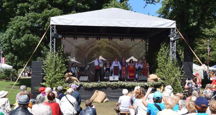 Sängerfest Riga Lettland Ostsee Kreuzfahrt