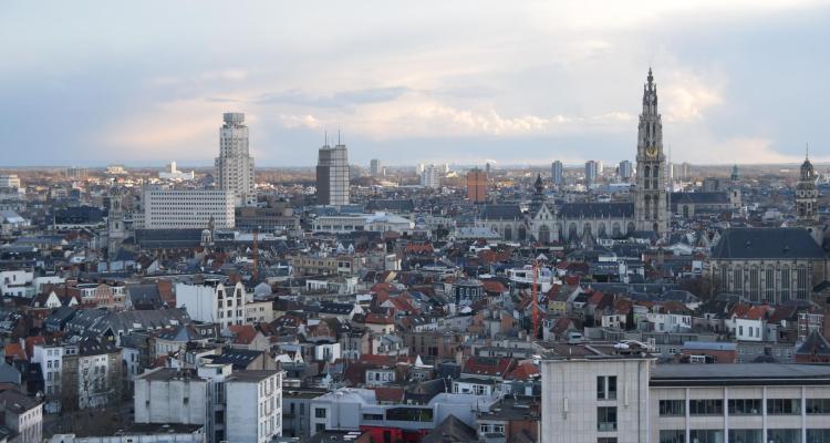 28 aussicht museum aan de stroom antwerpen belgien a rosa flusskreuzfahrt rhein