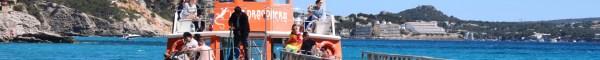 ausflug dracheninsel isla dragonera peguera mallorca balearen spanien