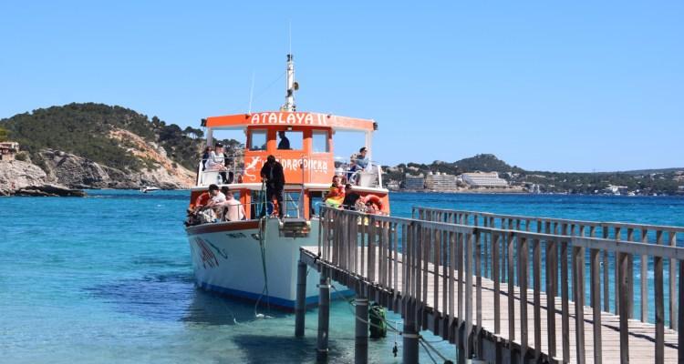 Sa Dragonera Dracheninsel Mallorca Ausflug mit Kindern