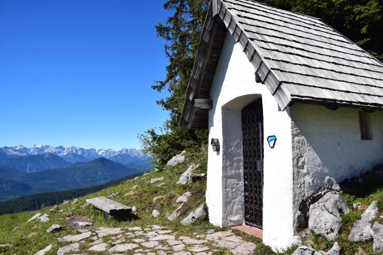 kapelle brauneck lenggries oberbayern